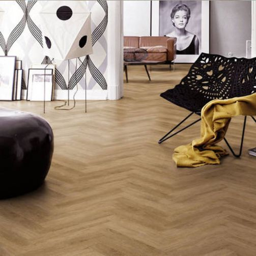 Signature Select Parquet Luxury Vinyl Flooring Classic Oak SSP-005