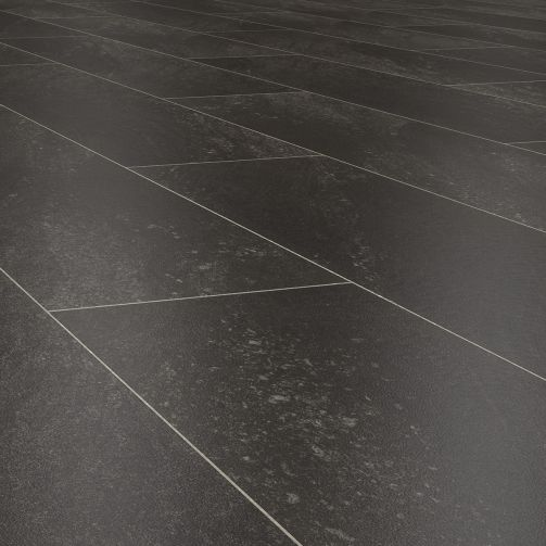 Naturelle Design Flooring Luxury Vinyl Tile Midnight Stone