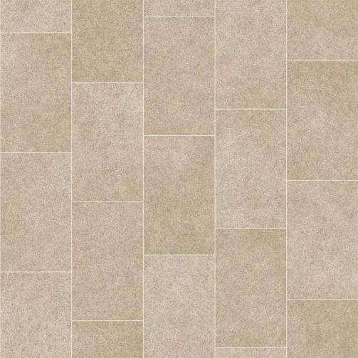 Premier Sheet Vinyl Flooring Cottage Sandstone Tile