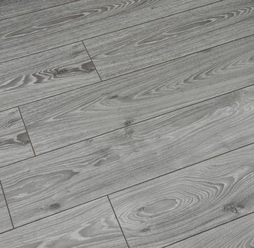 Villa Timeless Oak Grey 12mm Laminate Flooring