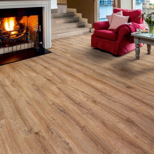 Elka 8mm Laminate Country Oak, Country Living Laminate Flooring