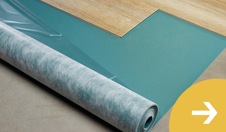 Click Vinyl Underlay
