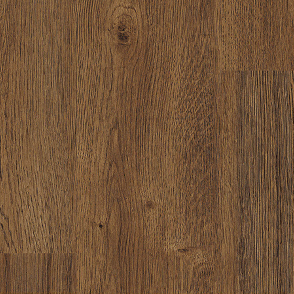 An image of Karndean Knight Tile KP102 Mid Brushed Oak Luxury Vinyl Flooring